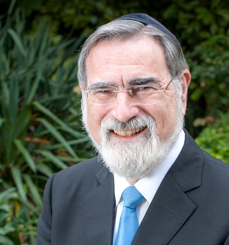 Rab. Lord Jonathan Sacks